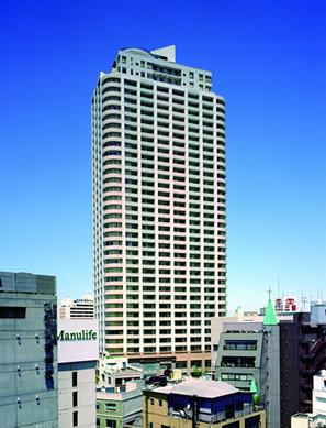 ザ・タワー・グランディアの外観写真