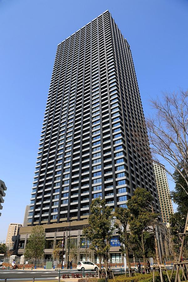 シティタワー武蔵小杉の外観写真