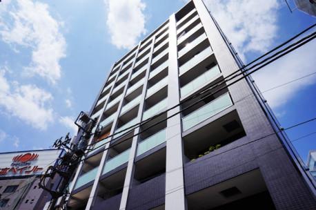 プレミアムキューブ三田の外観写真