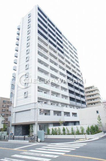 グランド・ガーラ川崎西口の外観写真