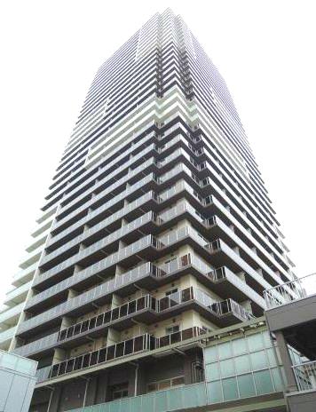 ブリリアタワー川崎の外観写真