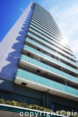 品川タワーフェイスの外観写真