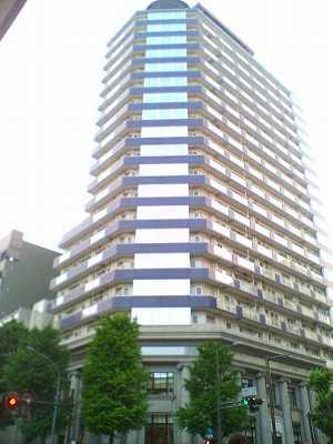 D'グラフォート横浜クルージングタワーの外観写真