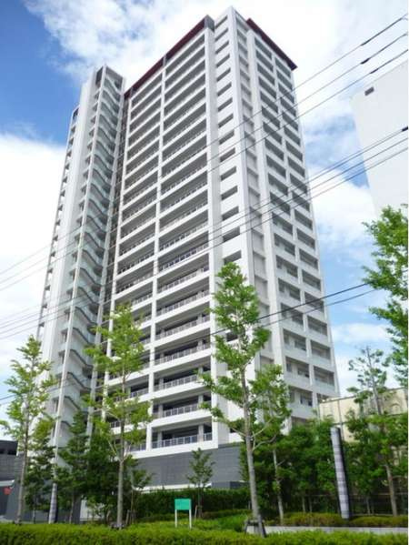 アクアリーナ川崎ロッソタワーの外観写真