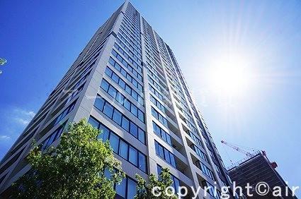 ザ・ヒルトップタワー高輪台の外観
