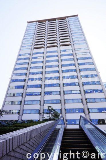 赤坂溜池タワーレジデンスの外観