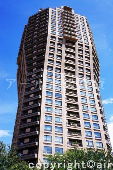 元麻布フォレストタワーの外観写真