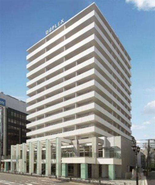 六本木デュ―プレックスタワーの外観