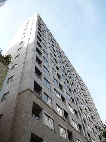セントラルクリブ六本木II棟の外観