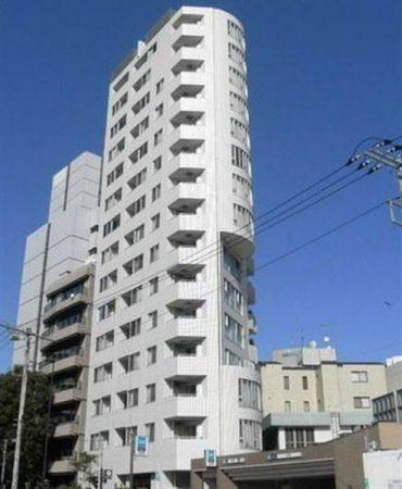 ニューシティアパートメント千駄ヶ谷IIの外観
