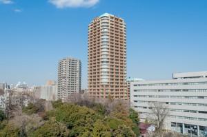 西早稲田パークタワー14